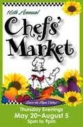 Napa Chef's Market